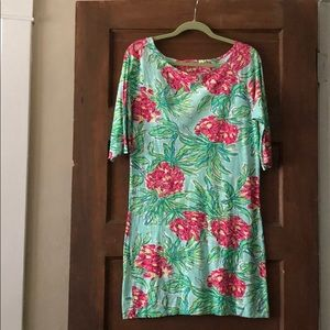 Lilly Pulitzer Dresses - Lilly Pulitzer pineapple dress